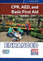 ASHI CPR AED and First Aid Enhanced Course Logo
