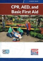 ASHI CPR AED and First Aid Course Logo